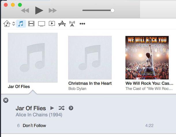 iTunes 12 для OS X Yosemite-4