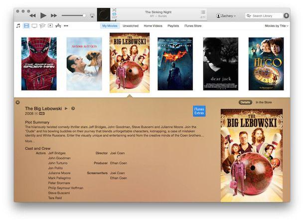 iTunes 12 для OS X Yosemite-9