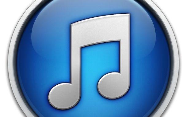 логотип iTunes