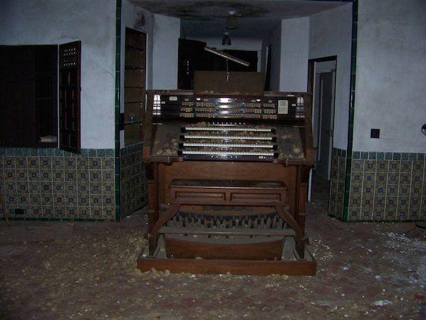 В старом особняке Джобса