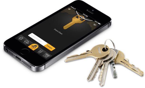 keyme приложение для iphone