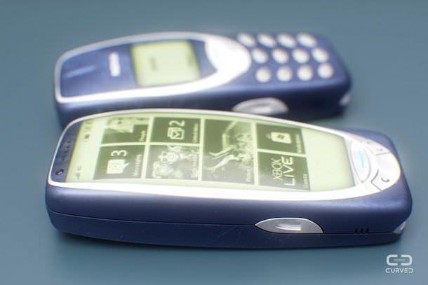 Смартфон Nokia Lumia 3310-2