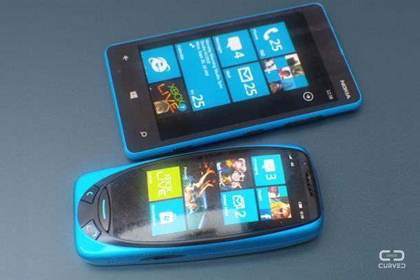 Смартфон Nokia Lumia 3310-4