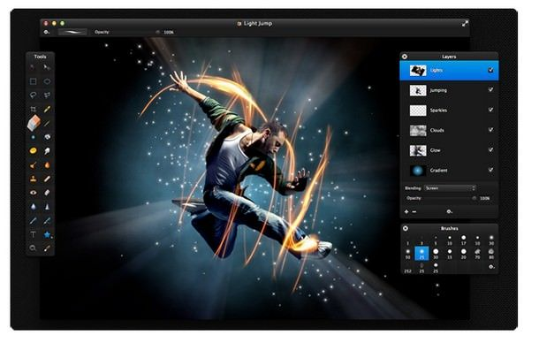 Pixelmator для Mac