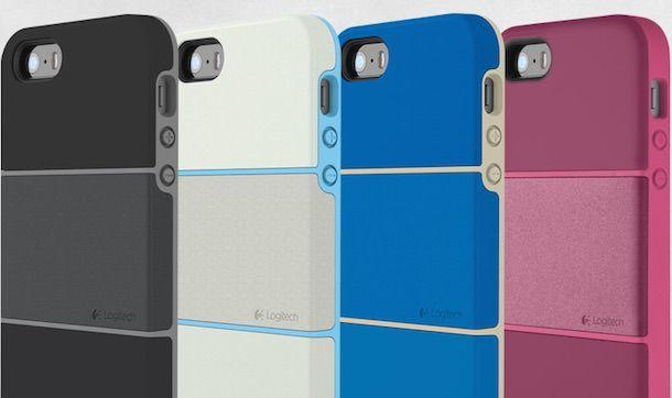 Чехол Logitech ProtectionPlus для iPhone 5s