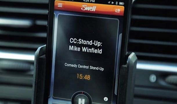 Apple купила приложение Swell