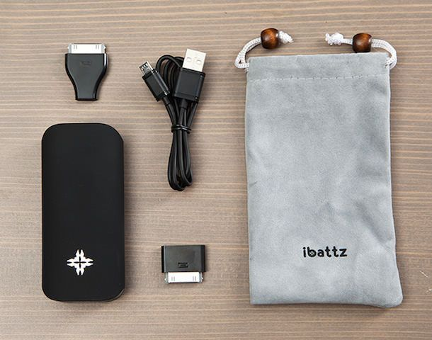 Батарея ibattz Vogue Battstation комплект поставки