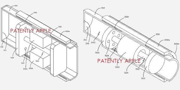 Поршневой динамик - патент Apple
