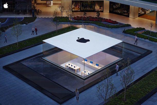 Apple Store в Турции