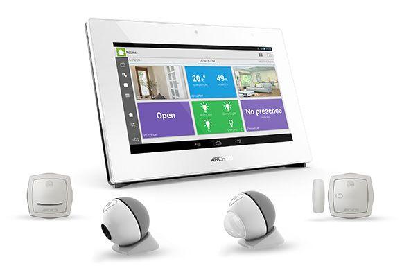 Камера наблюдения Archos Smart Home
