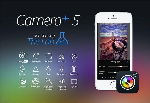 Camera+ 5.2