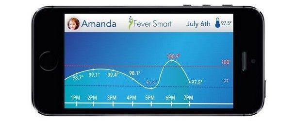 Стартап Fever Smart – умный беспроводной термометр