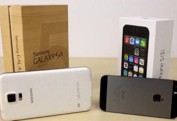 Galaxy S5 помог Samsung обойти Apple по продажам LTE-смартфонов во втором квартале 2014 года