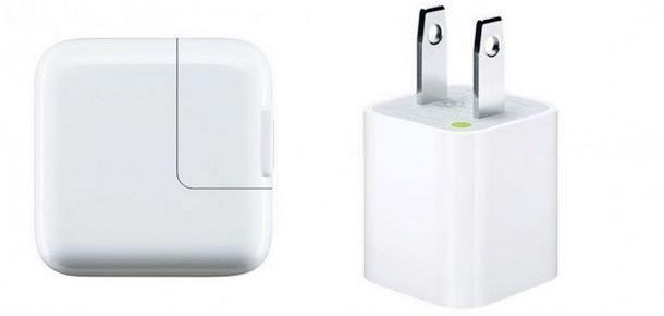 Миф о зарядных устройствах