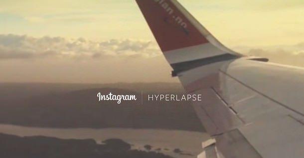 Таймлапс-видео можно снимать с помощью приложения в Instagram