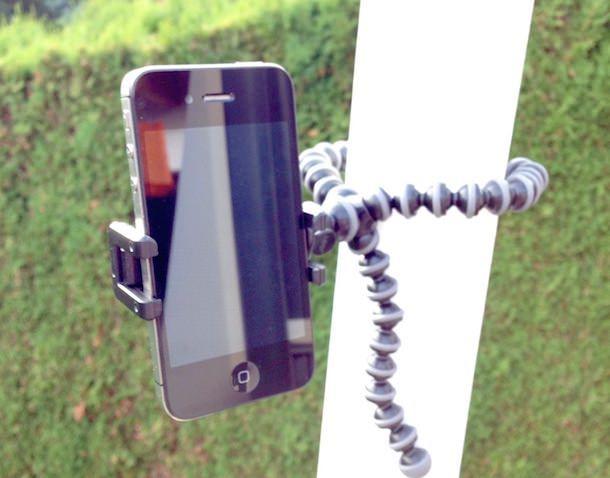 Штатив-держатель Joby GripTight GorillaPod Stand для iphone