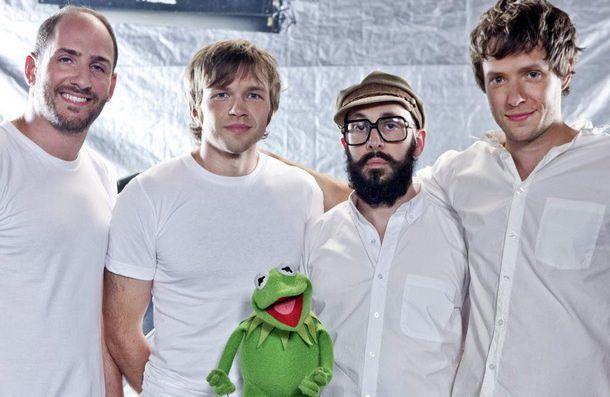 Музыканты OK Go создают клипы при помощи системы на базе Mac Pro