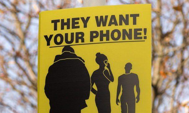 Законодательное собрание штата Калифорния одобрило закон, призванный уменьшить количество краж смартфонов