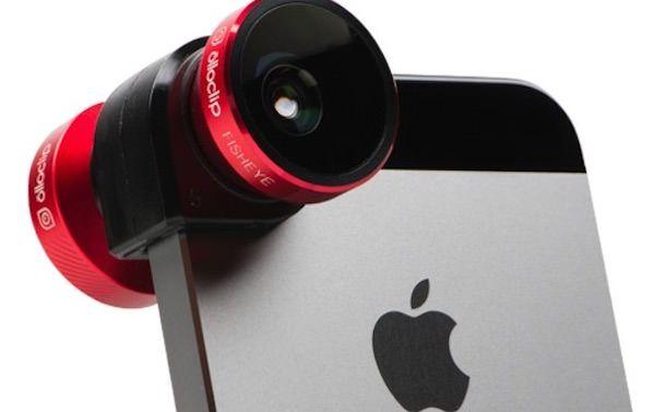объектив Olloclip 4-in-1 для iPhone-5S