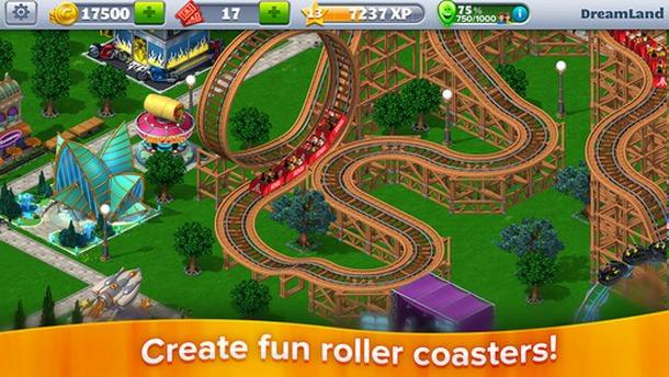 RollerCoaster Tycoon 1.0.6