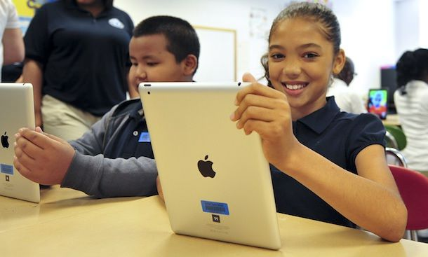 iPad в школах