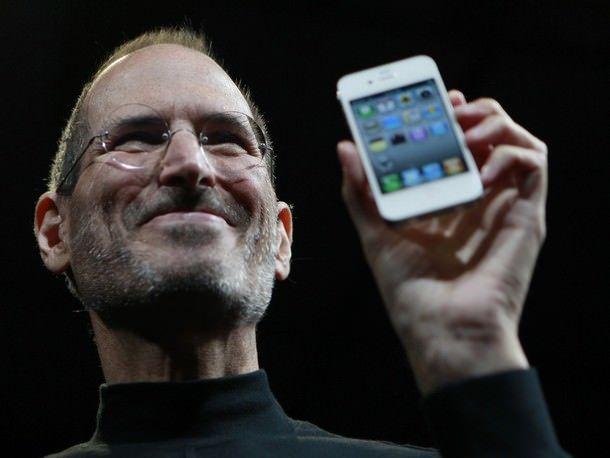 Стив Джобс мечтал о бесплатном Wi-Fi для каждого