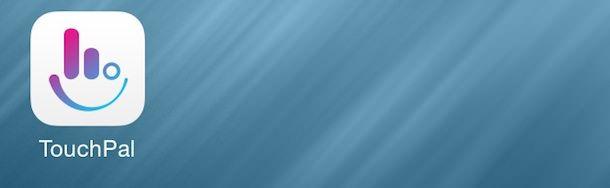 Иконка TouchPal