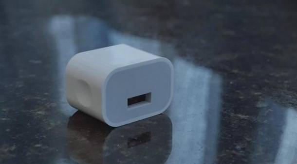 Новый адаптер питания для iPhone 6