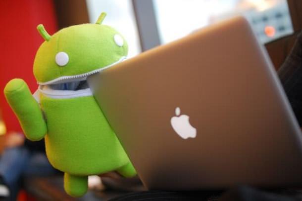 Net Applications: Пользователи iOS в 7 раз активнее в Сети, чем владельцы Android