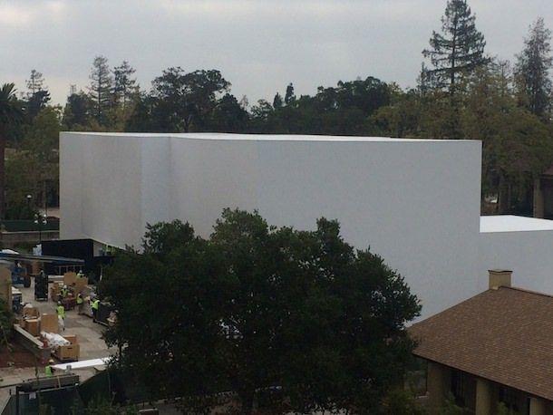 Загадочная постройка Apple-3