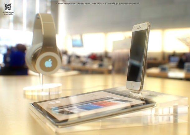 iPhone 6, iPad Air 2 и iBeats