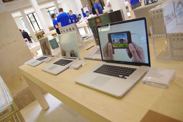 apple store macbook
