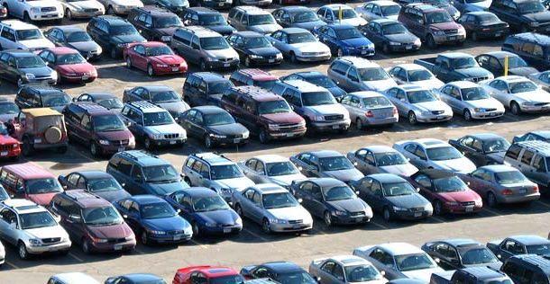 apple iPhone найдет машину на парковке