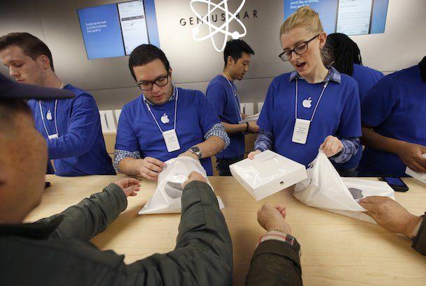 Опыт работы в Apple бесценен