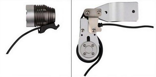 2-in-1 Bike Smartphone Dynamo USB Charger
