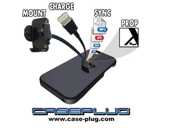 Чехол CasePlug-5