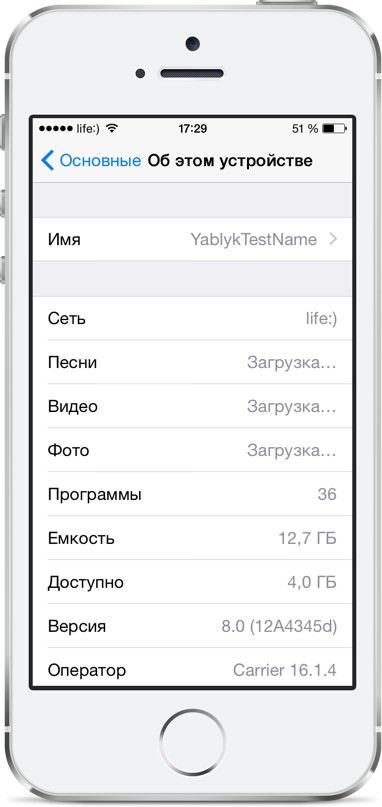 iPhone, iPad или iPod Touch