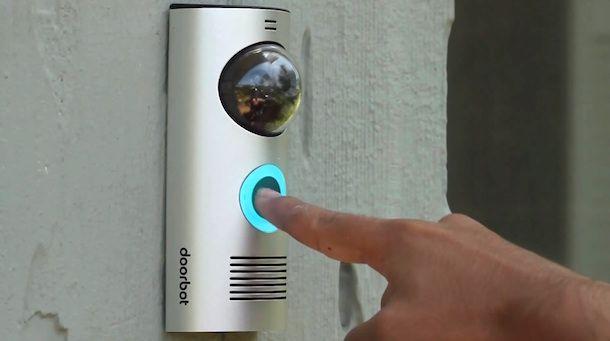doorbot camera