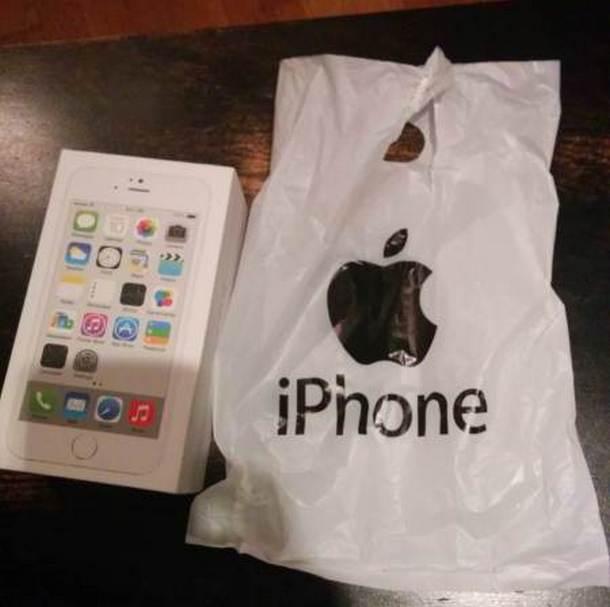 Китайский клон iPhone 6 в упаковке