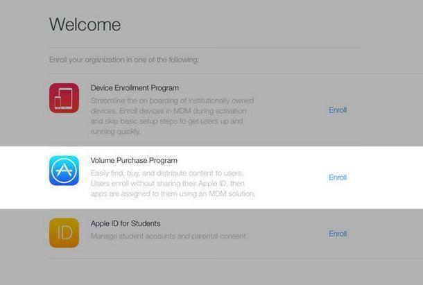 Программа Apple по оптовой продаже приложений расширена на 16 стран