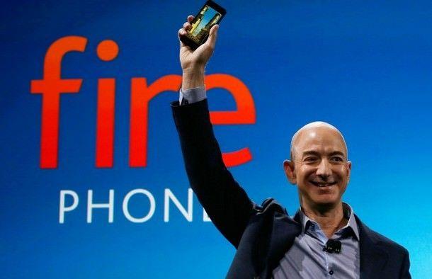 Fire Phone – продажи идут не так успешно, как хотелось бы Amazon?