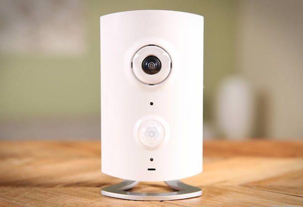 iControl Networks Piper камера наблюдения