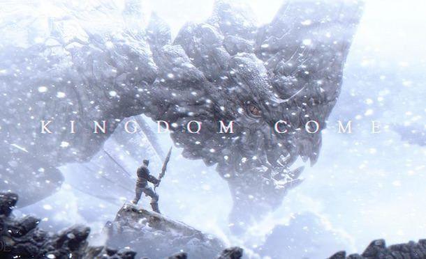 infinity blade 3 Kingdom Come