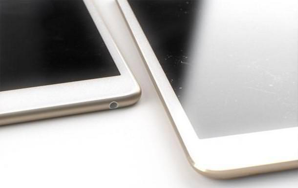 По сведениям сетевого источника новые модели iPad будут оснащены антибликовыми экранами