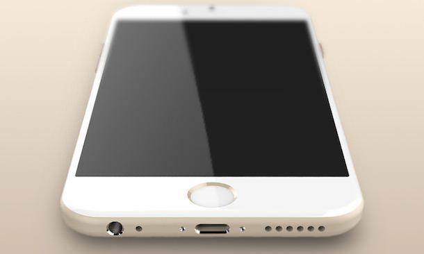 Новый смартфон Apple