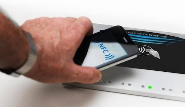 NFC в iPhone 6