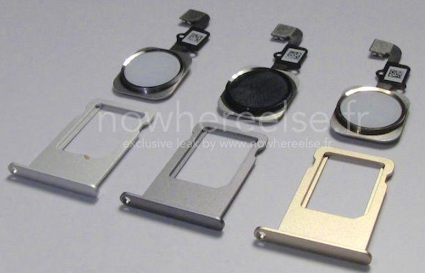 SIM лоток iPhone 6