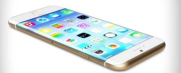 Журналист расчитал каким может быть разрешение дисплея iPhone 6