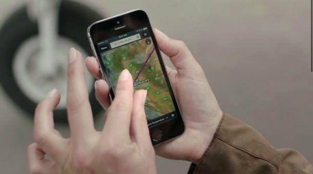 """iPhone 5s выступил в качестве рабочего инструмента в рекламном ролике """"Dreams"""""""
