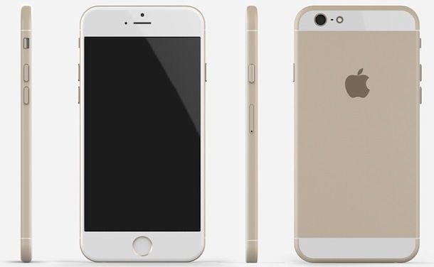 Опубликованы снимки, подтверждающие, что iPhone 6 будет оснащен вспышкой True Tone